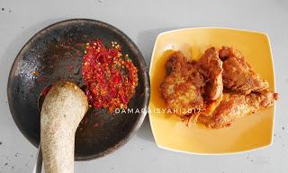 ayam-geprek-sambal-korek-pedas