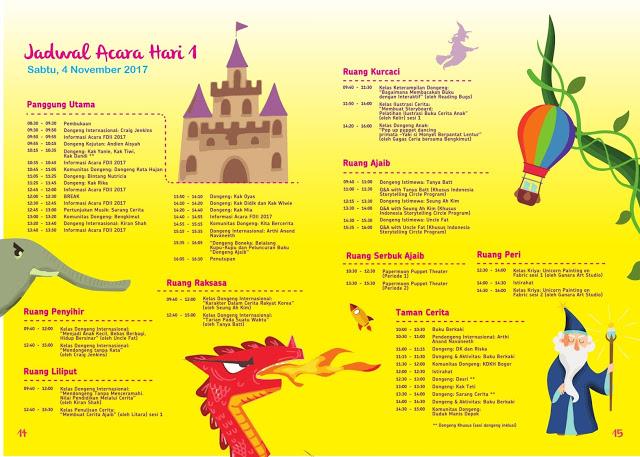 Festival Dongeng Internasional Indonesia