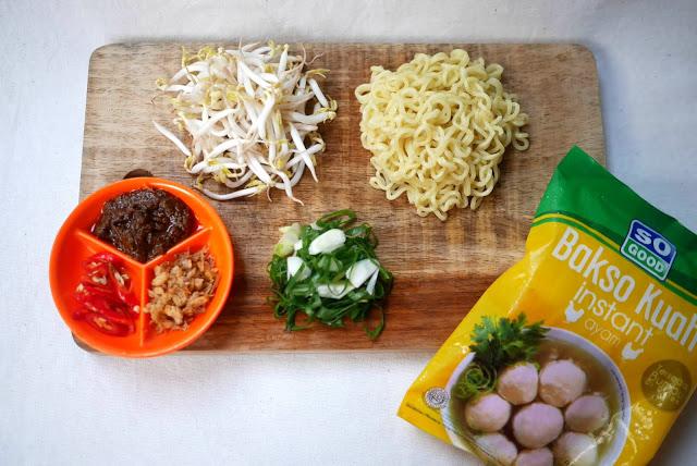 Masakan Khas Ramadan dengan Bakso So Good