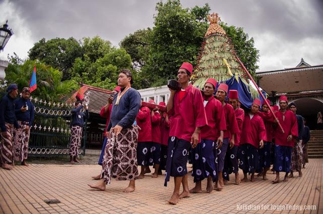 Tradisi Sekaten Solo Yogyakarta