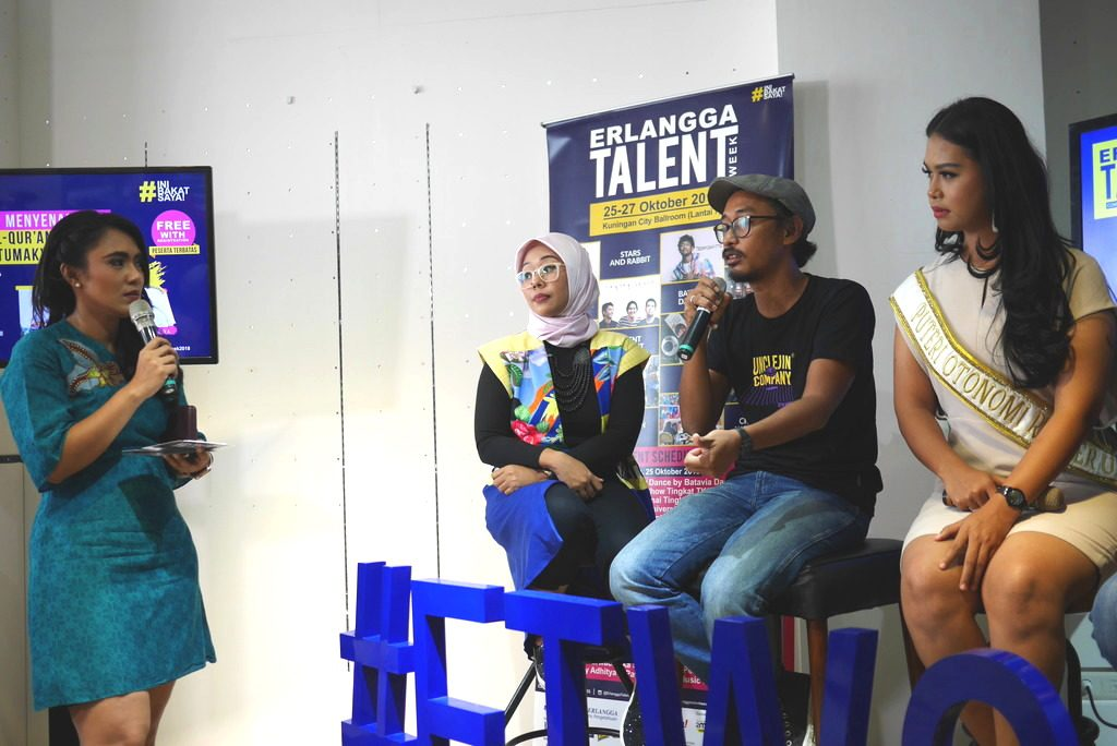 Erlangga Talent Week