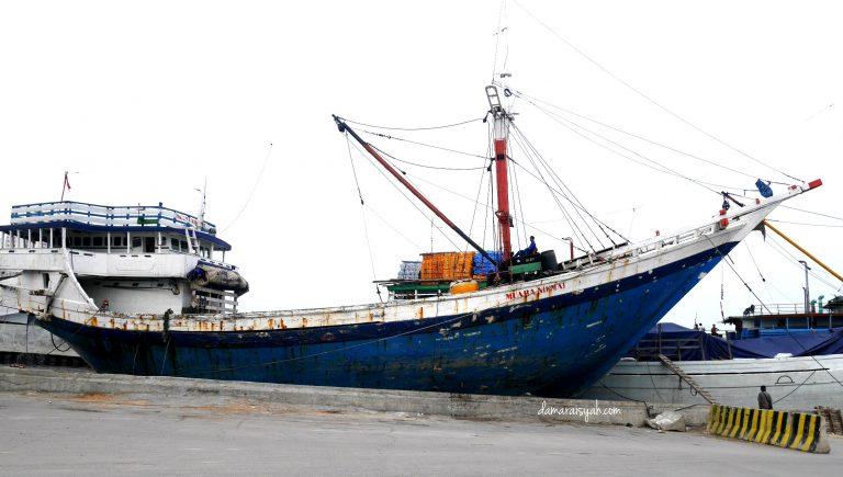 Wonderful Indonesia pelabuhan Sunda Kelapa
