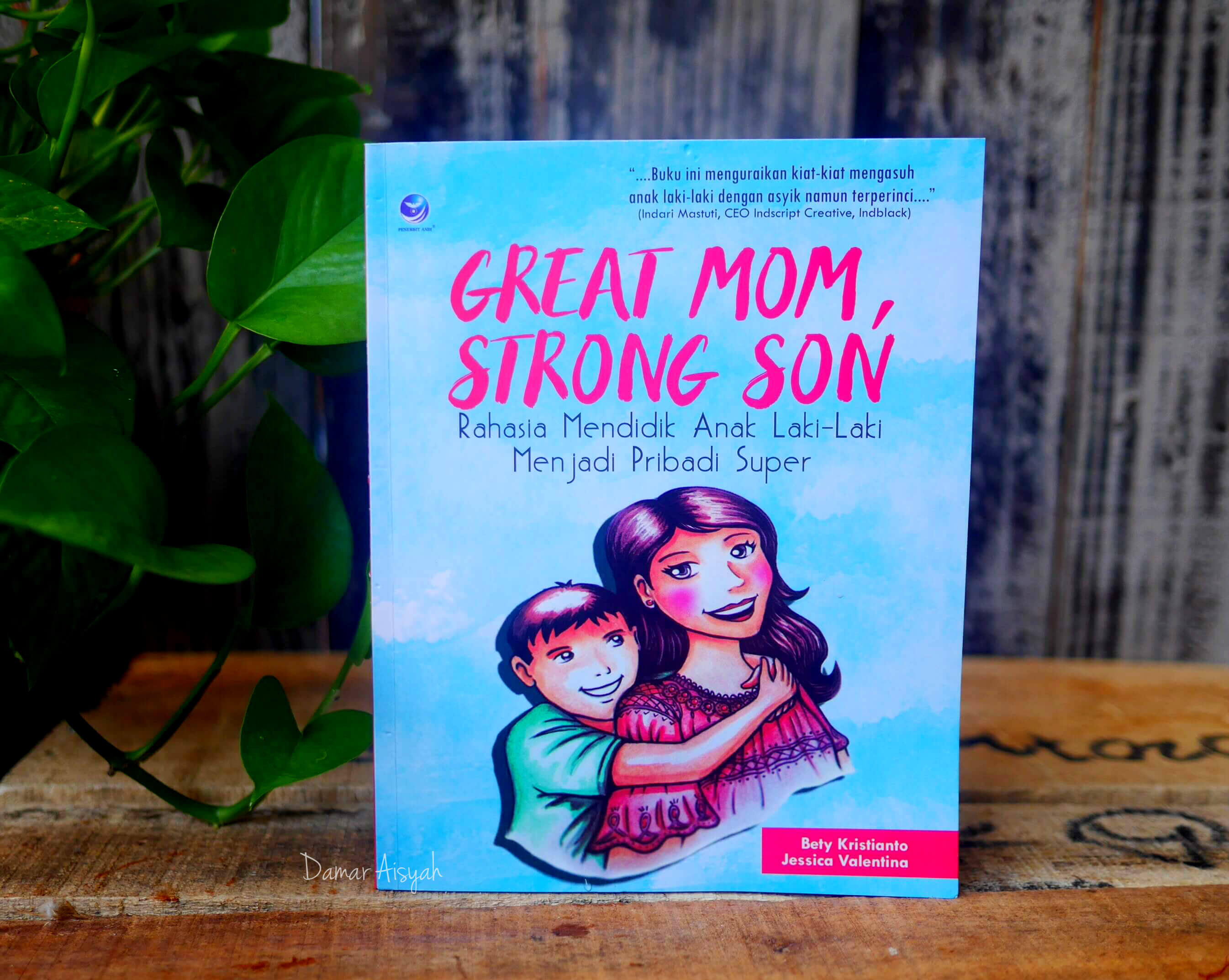 Great mom strong son