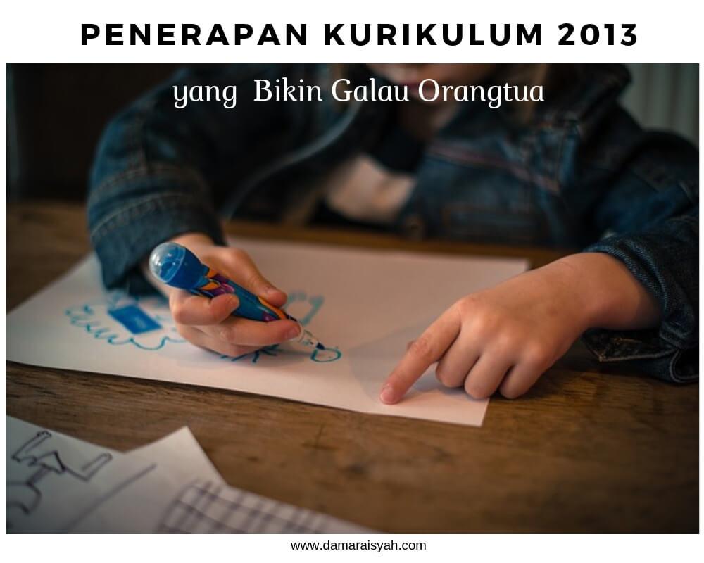 Penerapan kurikulum 2013