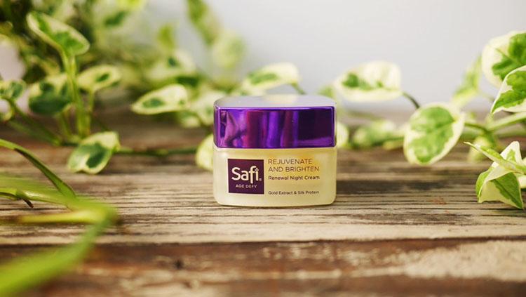 Safi Age Defy Day and Night Cream