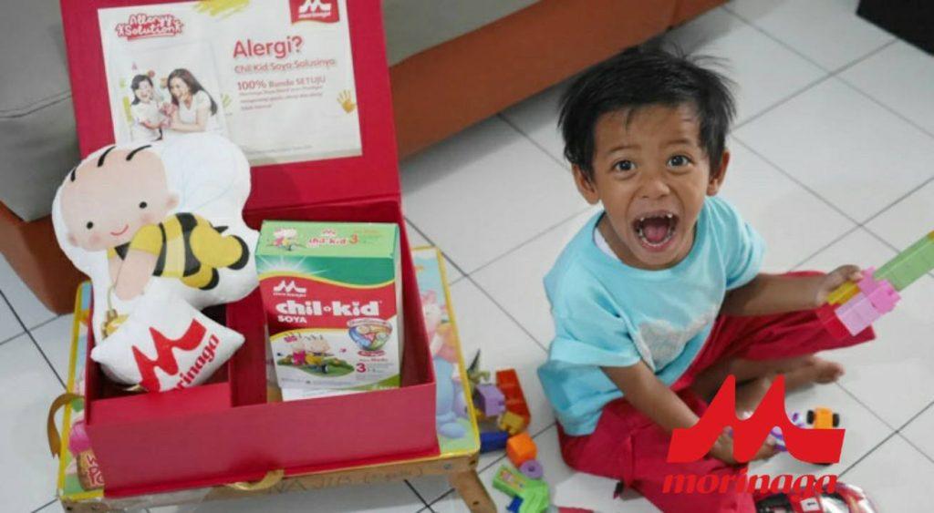 ALergi susu pada anak