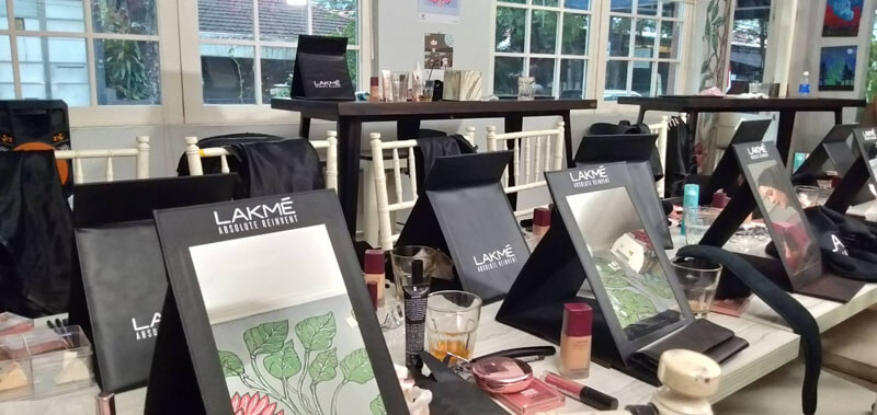 Beauty workshop IFB dan Lakme makeup