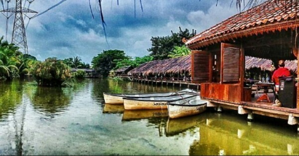 Destinasi wisata romantis di Depok