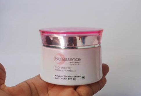 Bio Essence Bio-White Tanaka+Camelia Day Cream SPF 20