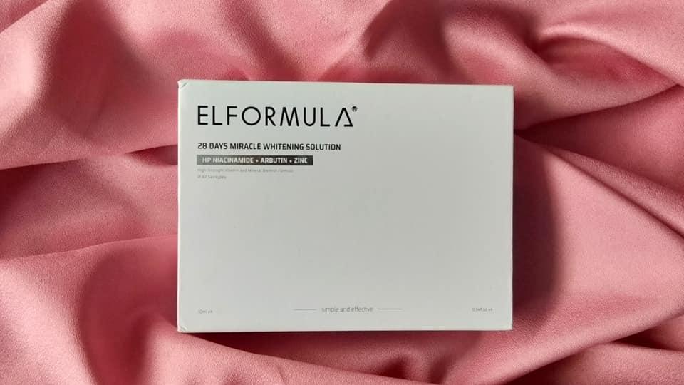 Elformula Whitening Serum