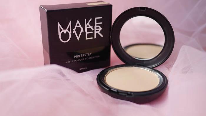 Make Over Powerstay Matte Powder Foundation