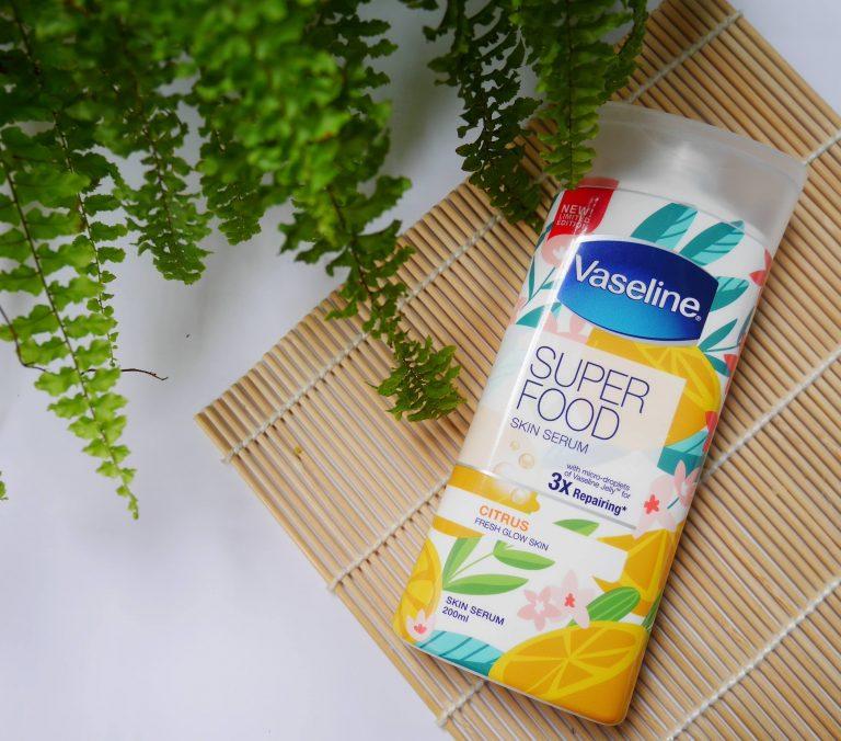 Vaeeline Super Food Skin Serum