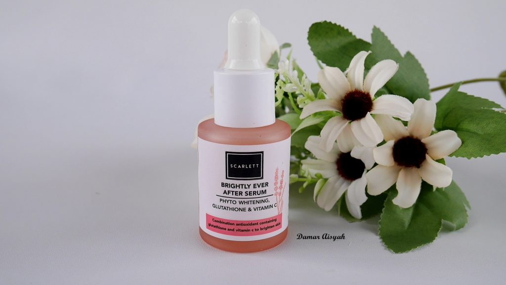 Scarlett Brightly Serum