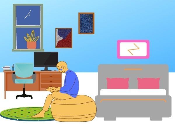 penggunaan-kamar-tidur-untuk-isolasi-mandiri