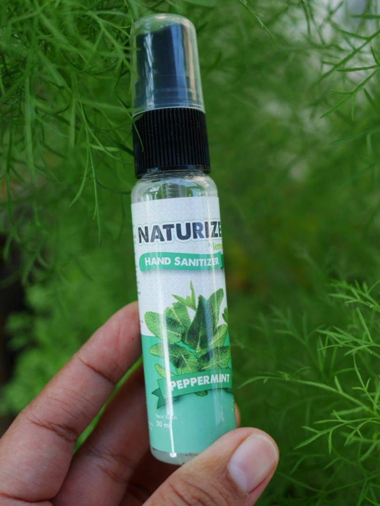 peppermint Naturizer dari Lemonilo
