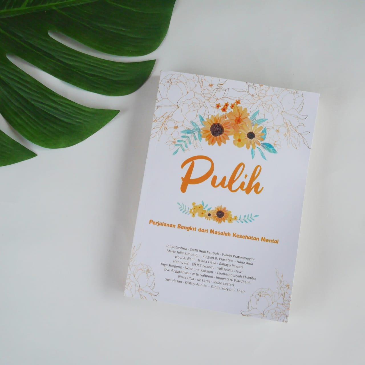 Launching buku Pulih bersama komunitas IIDn