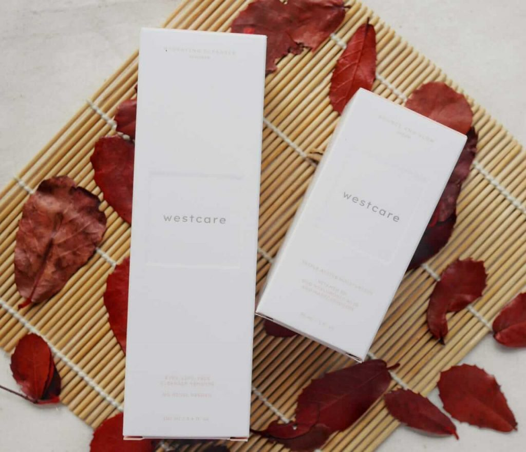 Review Westcare skincare lokal