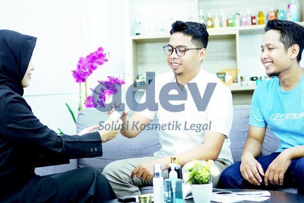 Kelebihan bekerja sama dengan maklon kosmetik ADEV