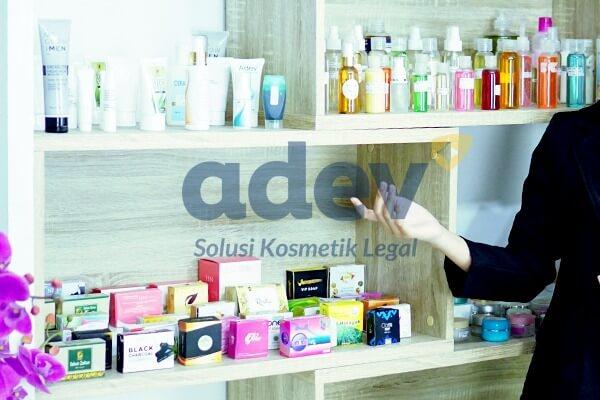 Jenis produk maklon kosmetik PT ADEV Natural Indonesia