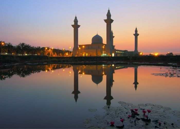 Destinasi wisata Malaysia