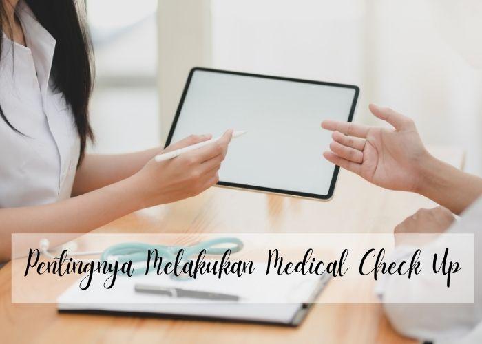 Prosedur medical check up