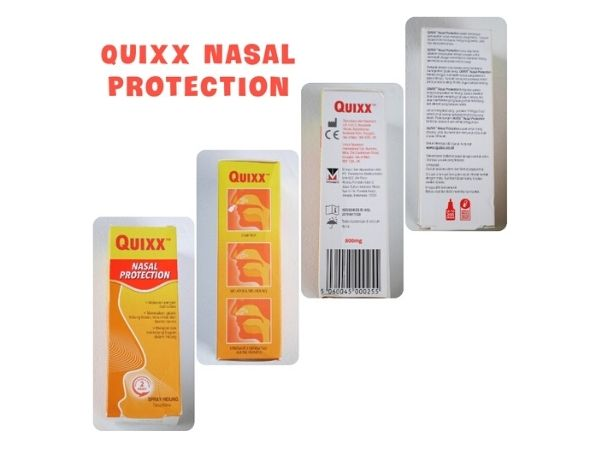 apakah quixx nasal spray dapat mencegah covid