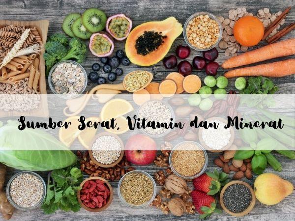 Zat gizi mikro dan makro pada makanan