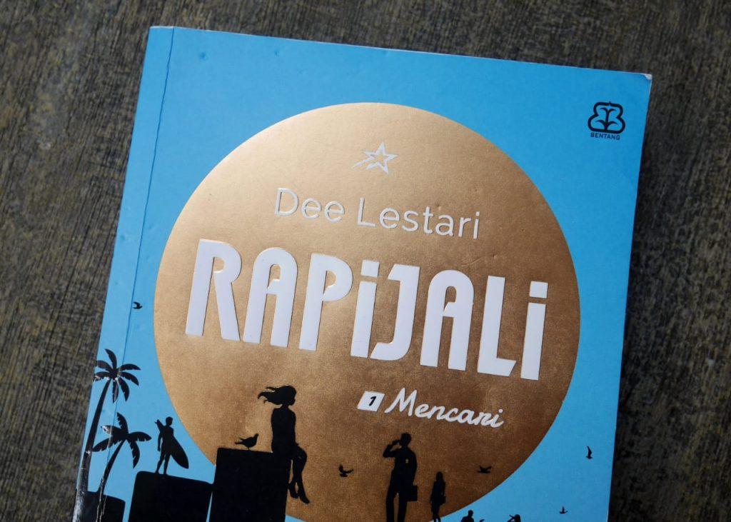 harga novel Rapijali