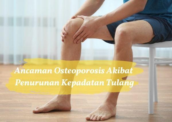 Nyeri lutut akibat osteoporosis