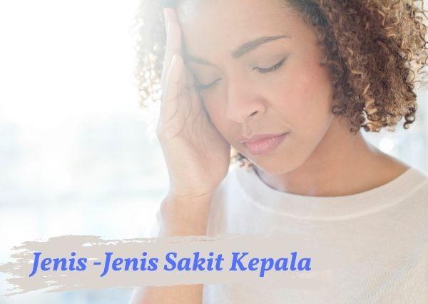 Migrain sakit kepala yang rentan menyerang perempuan