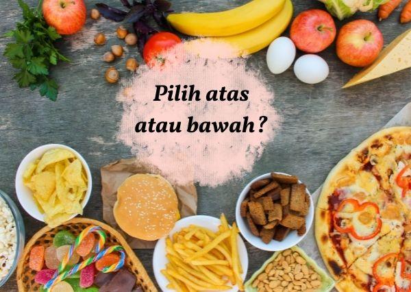 Hindari mengonsumsi makanan siap saji agar tubuh tetap bugar