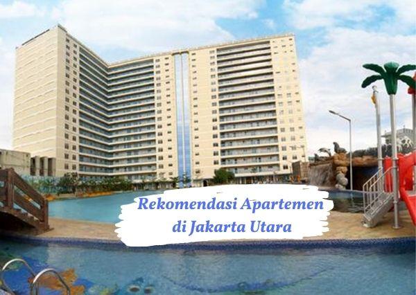 Apartemen Teluk Intan di Jakarta Utara