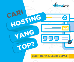 DomaiNesia hosting indonesia paling top