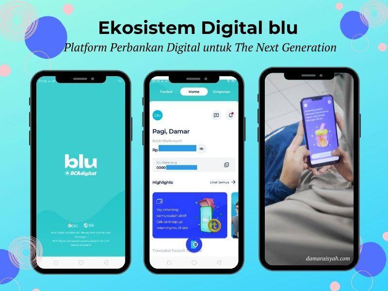 Ekosistem digital blu by BCA Digital