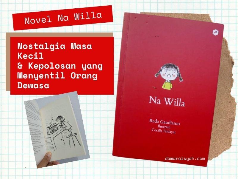 Na Willa novel Reda Gaudiamo