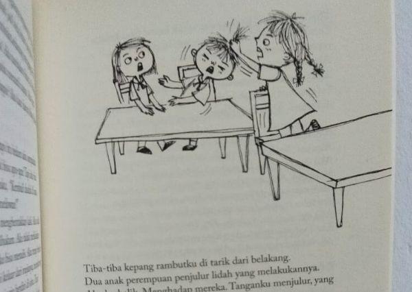 Na Willa bercerita tentang seorang anak yang tinggal di Surabaya